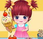 Baby Ice Cream Store