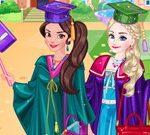 Elena's Graduation Selfie