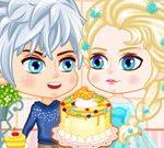 Elsa's Birthday Cake