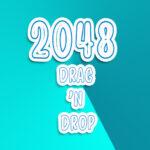 2048 Drag 'n drop