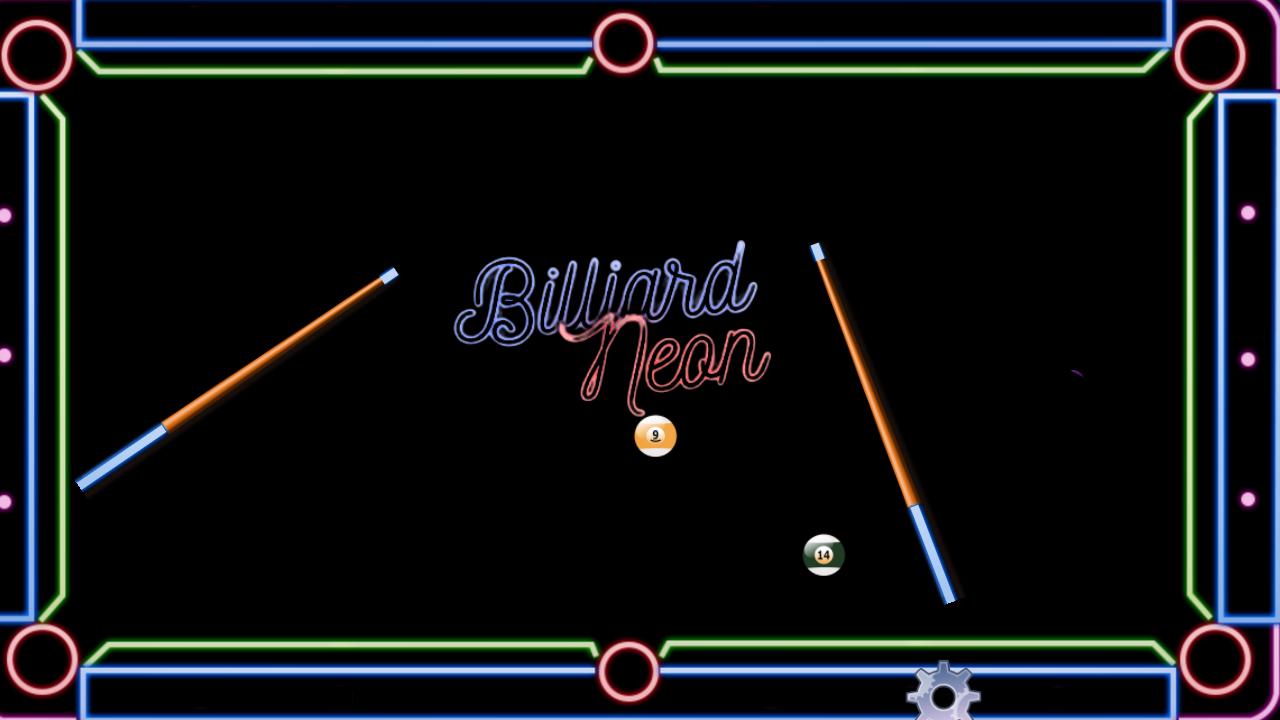 Image Billiard Neon