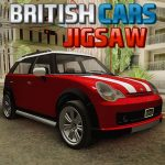 British Cars Jigsaw