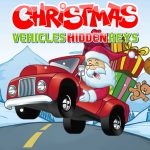 Christmas Vehicles Hidden Keys