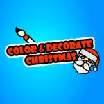Color and Decorate Christmas