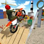 Dirt Bike Extreme Stunts