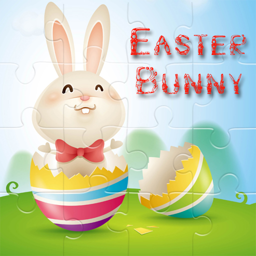 Image Easter Bunny Puzzle