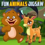 Fun Animals Jigsaw