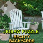 Jigsaw Puzzle Beauty Backyards