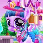 Magical Pony Caring