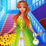 Modern Princess Prom Dress Up