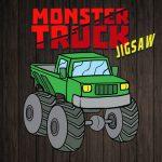 Monster Truck Jigsaw