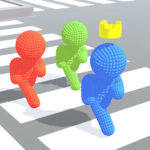 Pixel Bubbleman.io