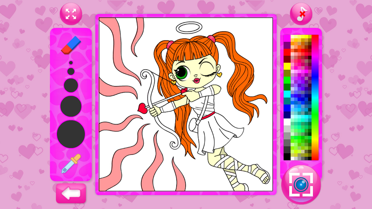 Image Popsy Surprise Valentines Day Coloring