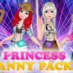 Princess Fanny Packs