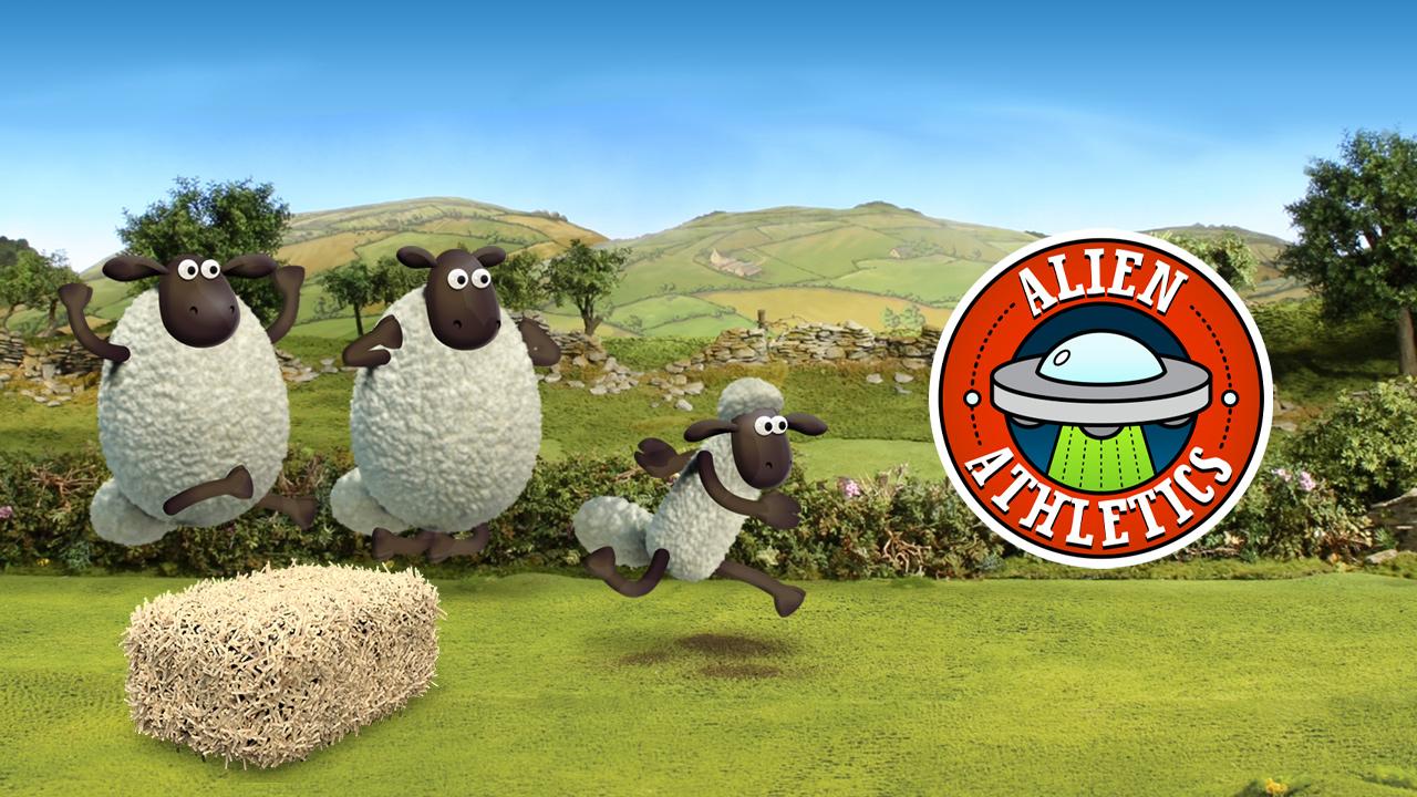 Image Shaun The Sheep Alien Athletics