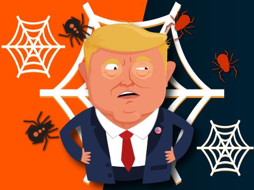 Image Spider Trump