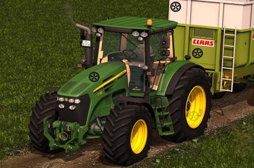 Image Tractors Hidden Tires