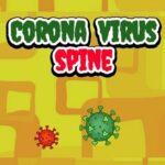 Corona Virus Spine