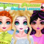 Stayhome Princess Makeup Lessons