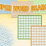 Super Word Search