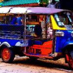 Tuk Tuk Tricycle Puzzle
