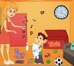 Cartoon Kids Room