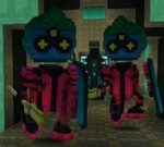 Floating Alien City