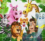 King Of Jungle Jigsaw