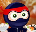 Sushi Ninja Arcade Game