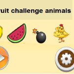 Fruit challenge animals