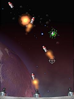 Image Asteroid Blast