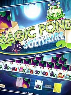 Image Magic Pond Solitaire